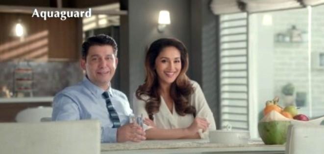 Eureka Forbes names Madhuri Dixit, Shriram Nene as brand ambassadors