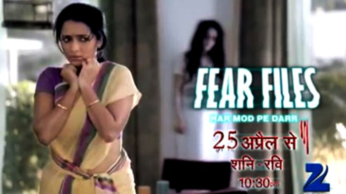 Zee TV brings back the 2nd season of horror series 'Fear Files' on 25th April