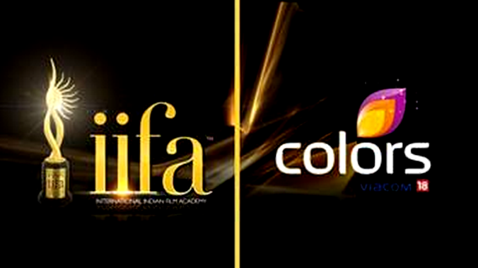 Colors acquires the telecast rights of IIFA Awards, previously owned by Star India