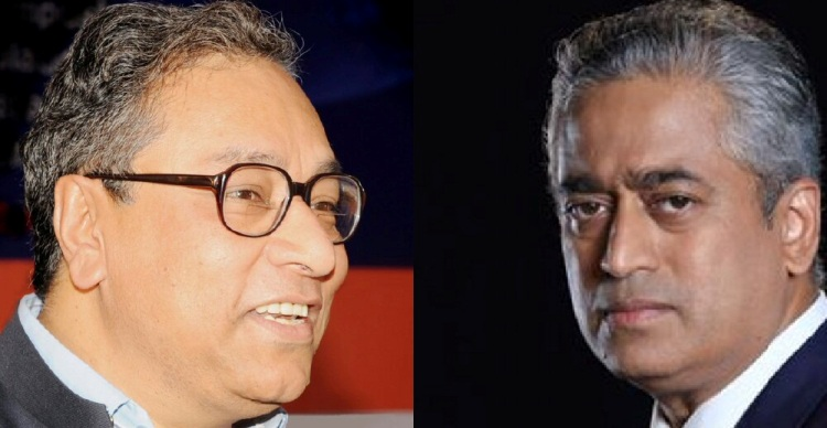 Jawhar Sircar takes social media route to hit back on Rajdeep Sardesai