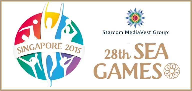 Starcom MediaVest trained 25 volunteers to handle social media for Southeast Asia Games