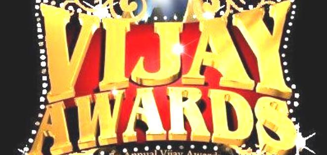 Vijay TV to telecast 'Vijay Awards 2015' on 17th & 24th May