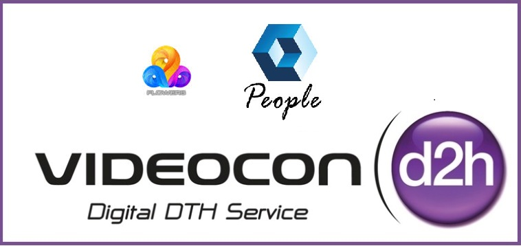 Videocon d2h adds two new Malayalam channels Flowers TV and People TV