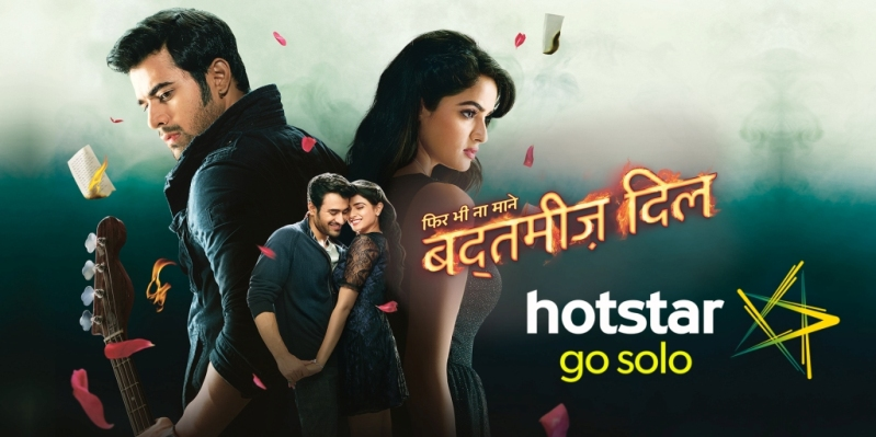 Badtameez Dil serial to move from Star Plus to hotstar from