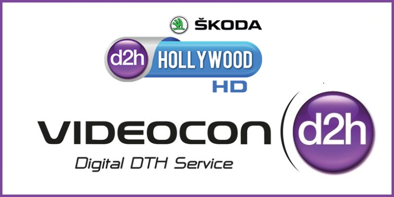 Videocon d2h launches Active HD Hollywood Channel Services - MediaNews4U