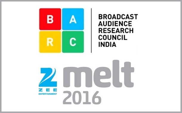 BARC India's Romil Ramgarhia delves into role of big data in ad effectiveness at Zee MELT 2016