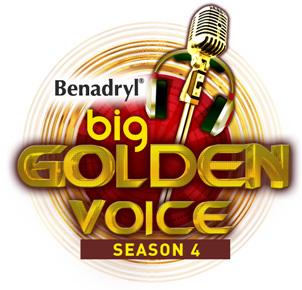 Big Golden Voice Season 4 logo