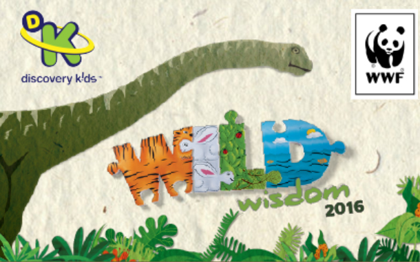 Discovery Kids and WWF India partner to bring Wild Wisdom Quiz 2016