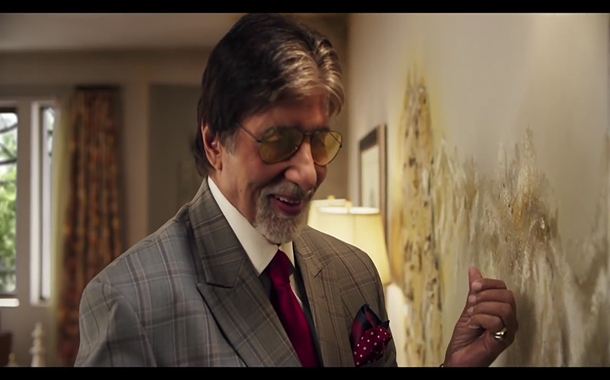 Pidilite unveils its new Dr. Fixit campaign with Amitabh Bachchan