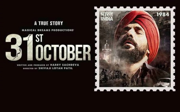 Movie on Indira Gandhi's assassination '31st October' set for release on 7th Oct