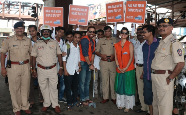 Radio City and Mumbai Traffic Police come together for Rag Rag Mein Road Safety Campaign