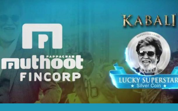 Muthoot partnership with Kabali drives its silver coin sales by 165 Kgs in 20 days