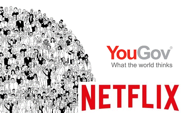 YouGov study reveals that 45% of APAC consumers are unaware of Netflix launch