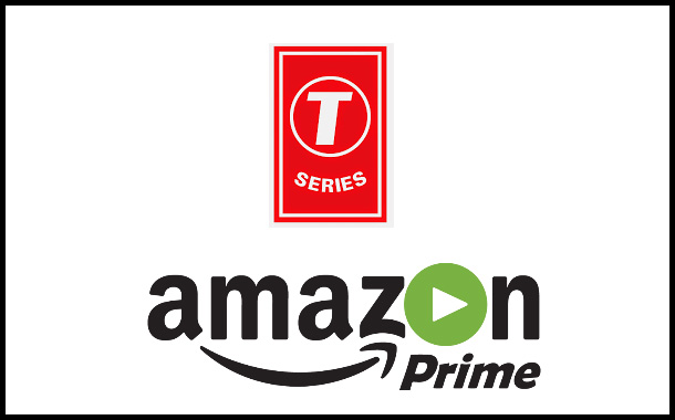 Amazon Prime and T-Series announce long term exclusive content licensing partnership