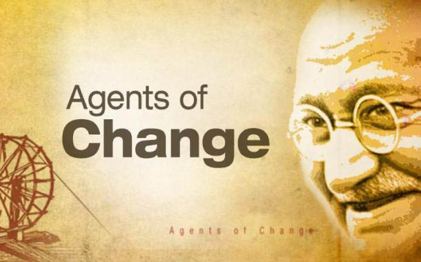 CNN-News18 to air Special Program 'Agents of Change' on Gandhi Jayanti day