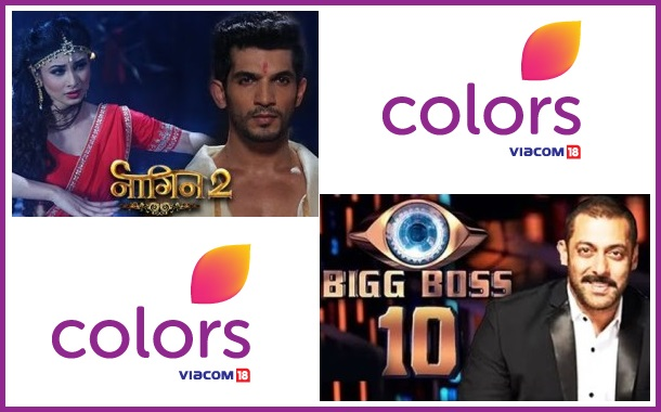 Colors unveils mega festive season line-up that includes Nagin 2 and Bigg Boss 10