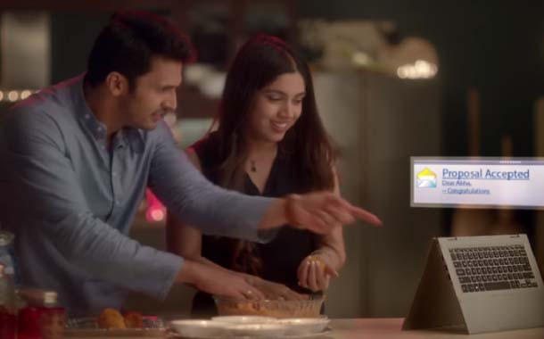 Dell Celebrates the Versatility of Young Indians in its Festive Campaign TVC by GREY