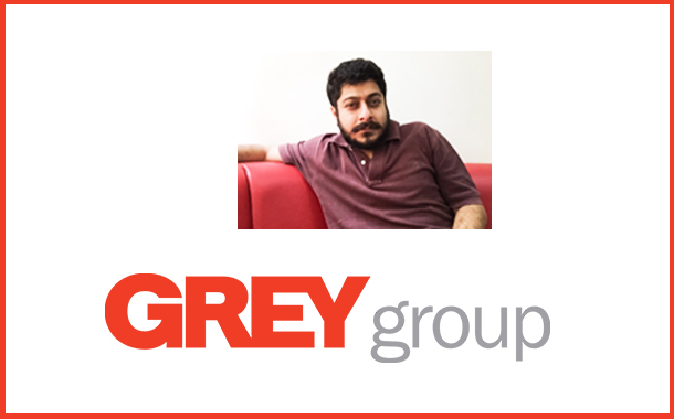 GREY group India Appoints Aritra Chaudhuri as Senior Creative Director