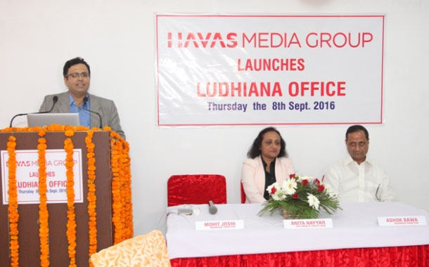Havas Media expands its national presence with new office in Ludhiana-Punjab