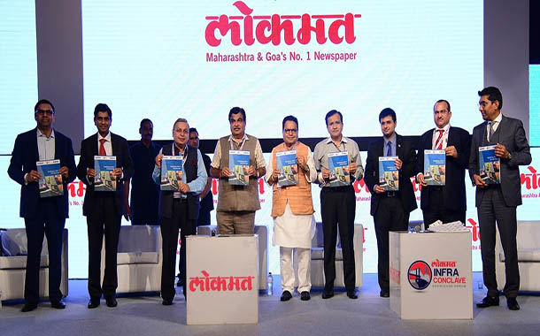 Lokmat Knowledge Forum conducts Lokmat Infra Conclave in Mumbai