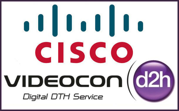 Videocon d2h partners with Cisco Virtual DCM® to offer superior video experiences