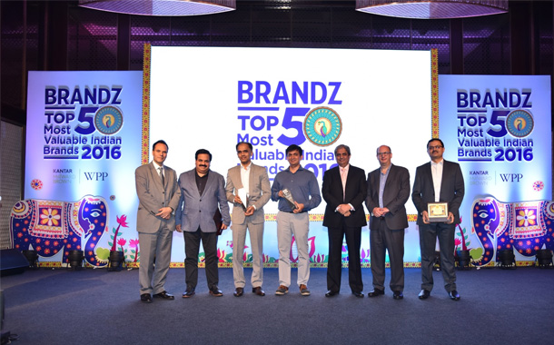 India's BrandZ Top 50 Brand Valuation rises 30% over three years
