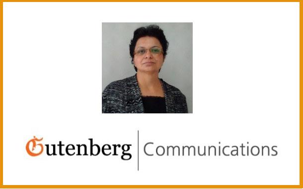 Gutenberg Communications names Radha Radhakrishnan as Country Head