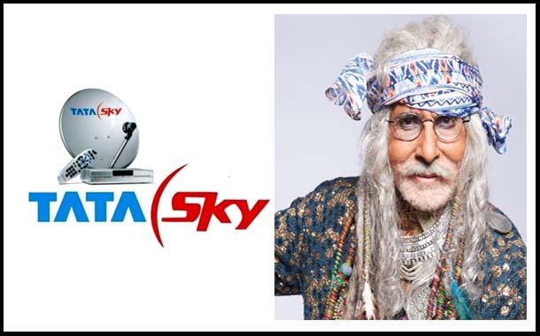 "Tata Sky presents Amitabh Bachchan in 7 new Avatars with its ""Family Jingalala"""