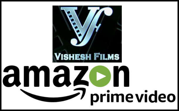 Amazon Prime Video India announces exclusive partnership with Vishesh Films