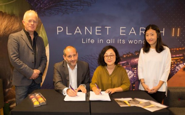 BBC Worldwide and Tencent to co-produce Planet Earth II