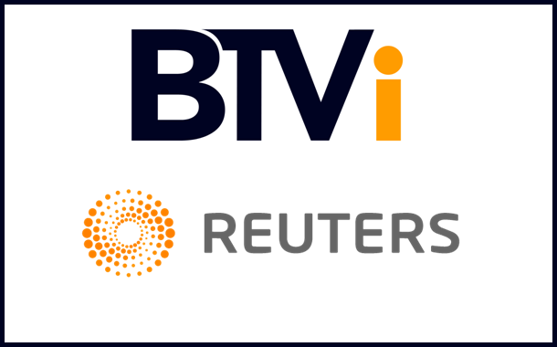 Reuters and BTVi partner exclusively for global financial and business news offering in India
