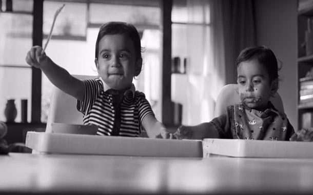 Blue Star Water Purifiers uses monologue of babies talking in 'Choose Purity' campaign