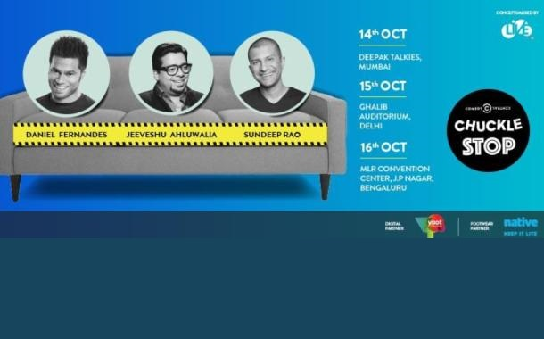 LIVE Viacom18 to launch 3rd edition Chuckles Festival with new additions