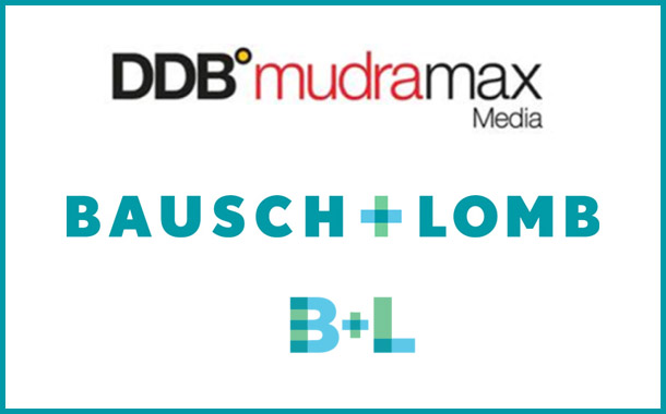 DDB MudraMax bags the media mandate of Bausch & Lomb