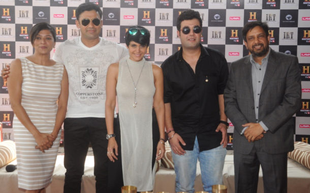 History TV18 to premiere IRT-India's Deadliest Roads with Mandira Bedi, Sangram Singh and Varun Sharma on 21st Oct