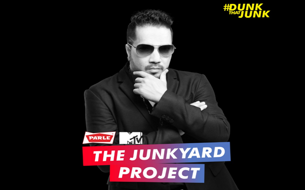 Mika joins MTV The Junkyard Project to urge the youth to 'Dunk That Junk'