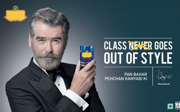 'Class gone out of Style' as Pierce Brosnan accuses Pan Bahar of Contract Violation; apologises for endorsing it
