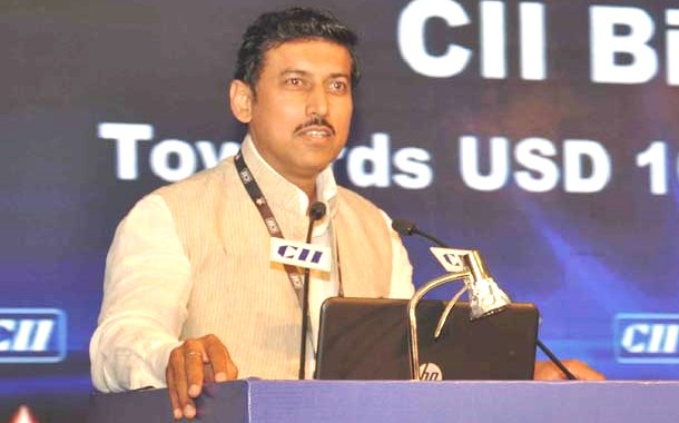 """Govt working to reform film certification process to limit the use of scissors"" Rajyavardhan Rathore"