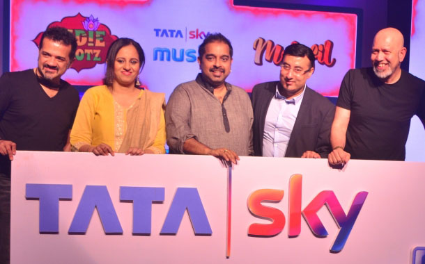 Tata Sky launches Music+ in partnership with Hungama