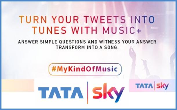 Tata Sky Music+ launches unique activation #MyKindOfMusic