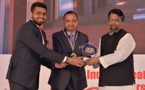 Window Magic conferred with India's Greatest Brands and Leaders Award 2015-2016