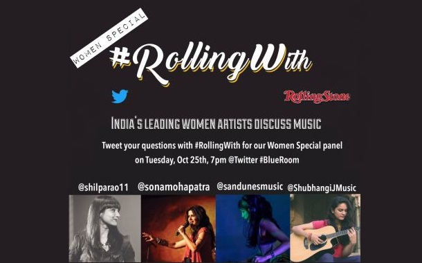 Twitter India and Rolling Stone India Celebrate Women Special Edition of #RollingWith