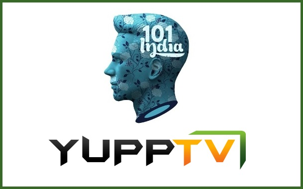 YuppTV partners with 101India.com to amplify youth oriented content on YuppTV Bazaar