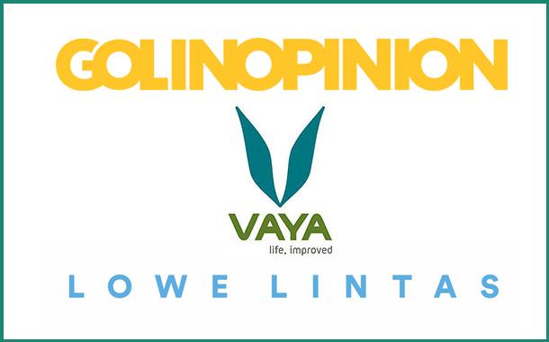 Lowe Lintas and GolinOpinion bag the Creative and PR duties of Vaya Life