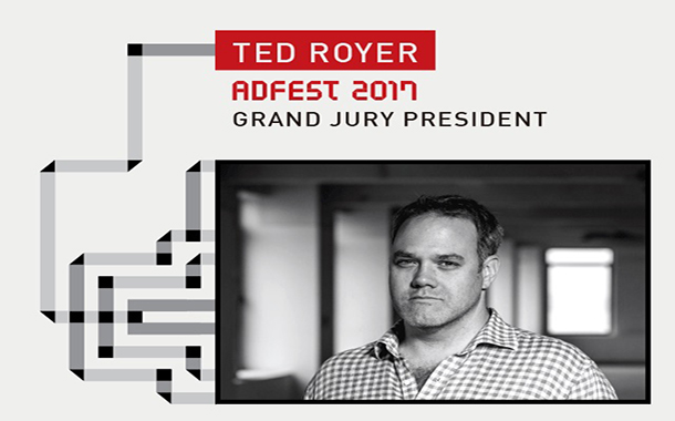 Droga5's CCO Ted Royer joins ADFEST 2017 as Grand Jury President