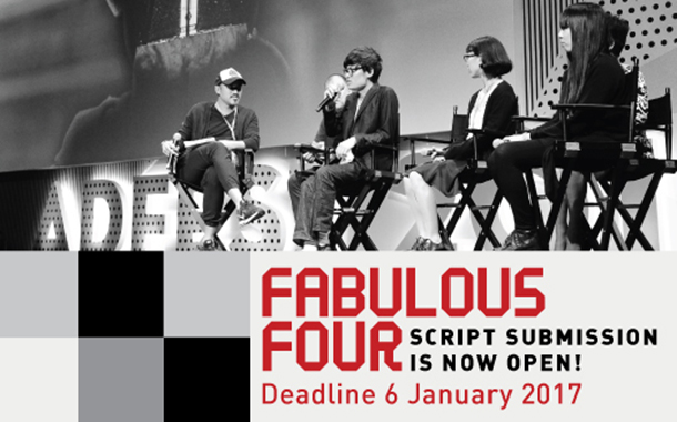 ADFEST is Calling for Script Submissions for the Fabulous Four
