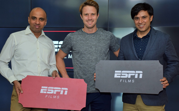 SONY ESPN Channels Bring Award-Winning ESPN Films Documentaries to India