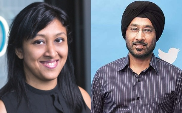 Maya Hari to replace Parminder Singh as MD for Southeast Asia, MENA and India at Twitter
