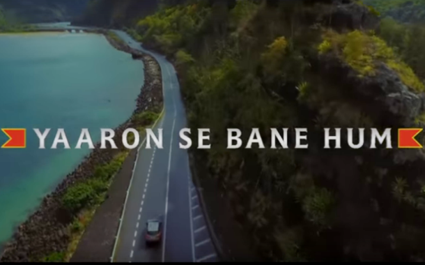 Yaaron se Bane Hum says McDowell's No.1 in their new campaign by DDB Mudra