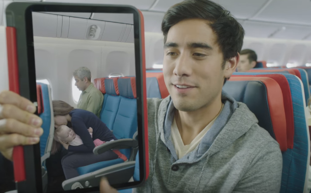 Turkish Airlines launches Inflight Safety Video with Social Media Phenomenon Zach King